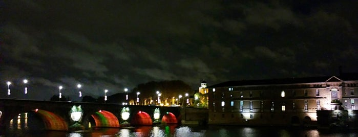 Pont Neuf is one of Barcelona, Andorra & Toulouse.