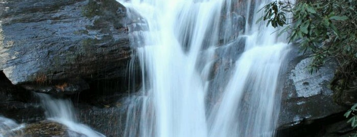 Dukes Creek Falls is one of Lugares guardados de 💀 blood witch 💀.