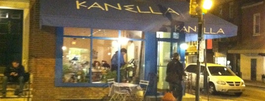 Kanella: Greek Cypriot Kitchen is one of 50 Best Restaurants in Philadelphia for 2013.