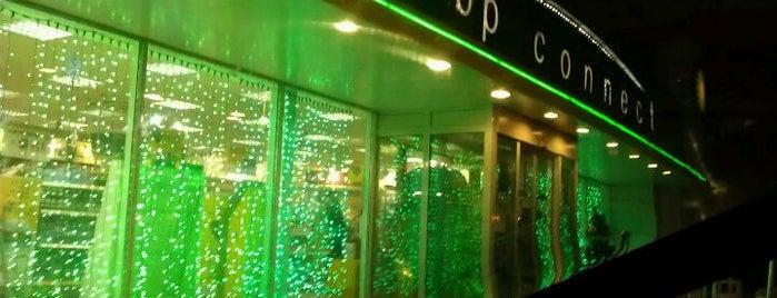 АЗС BP & Wild Bean Café is one of Lieux qui ont plu à Никита.