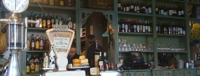 La Tienda de Pedro García is one of Cantabria-Asturias.