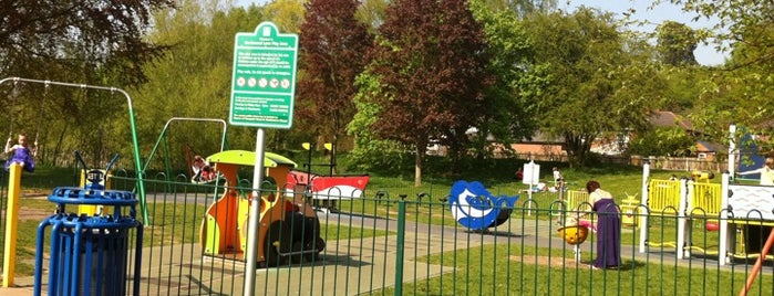 Northwood Lane Play Area is one of Orte, die Carl gefallen.