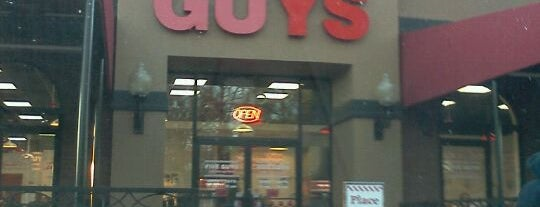 Five Guys is one of Best place in Memphis.