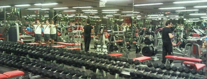 BodyGym is one of Orte, die Caótica gefallen.