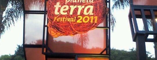 Planeta Terra Festival 2011 is one of FalaCultura'nın Beğendiği Mekanlar.