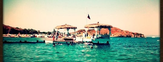 Dodo Beach Club is one of Bodrum Denince Akla Gelenler.