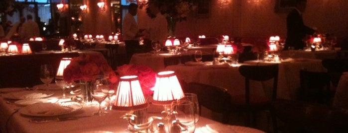 La Grenouille is one of NYC Eat List.