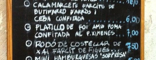 Samsara is one of los mejores lugares para comer en Barcelona.