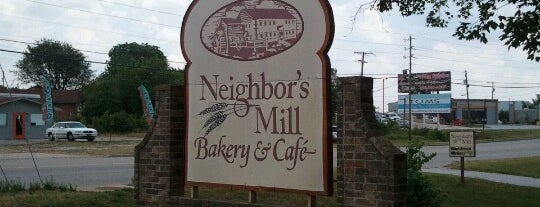 Neighbor's Mill is one of USA.