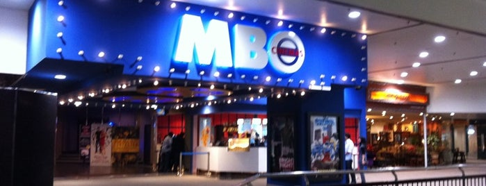 MBO Cinemas is one of Jo 님이 좋아한 장소.