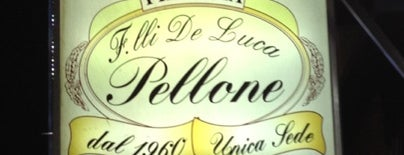 Pizzeria Pellone is one of E magn' má'!.