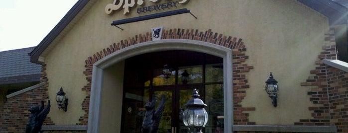 Sprecher Brewery is one of Milwaukee's Best Spots!.