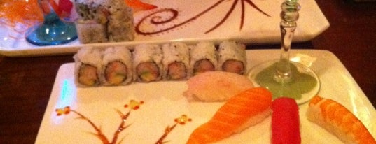 Sakura (Sushi & Hibachi Steak House) is one of Food.