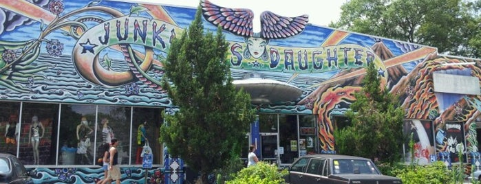 Junkman's Daughter is one of Atlanta: Shopping.