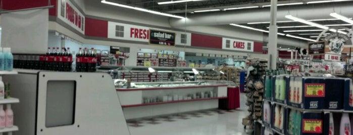 Cash Wise Foods is one of Posti che sono piaciuti a Liz.