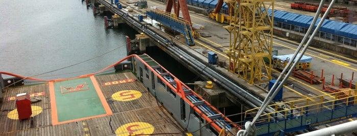Altamis@MMHE dock is one of Gespeicherte Orte von ♭Ξ ℳ♭Ξ Ƙ.