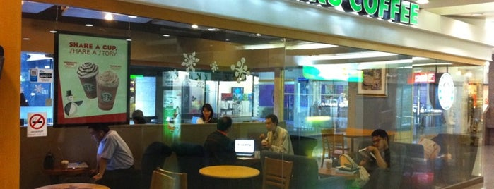 สตาร์บัคส์ is one of Starbucks.