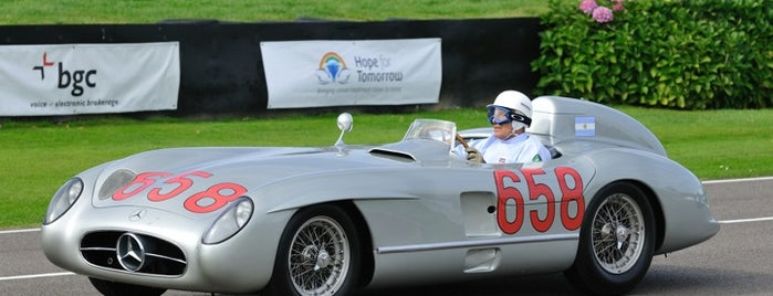 Goodwood Revival is one of Bucket List for Gearheads.