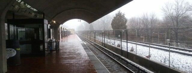 Takoma Metro Station is one of DC Metro Insider Tips.