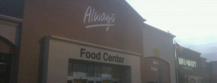 Walmart Supercenter is one of Luana 님이 좋아한 장소.