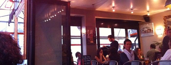 Little Café is one of Manger - Boire.