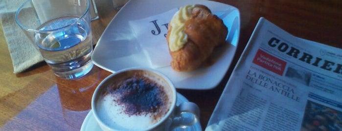 James Joyce Cafe' is one of Guide to Trieste's best spots.