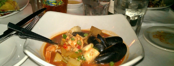 Shango New Orleans Bistro & Wine Bar is one of Buffalo Local Restaurant Week.