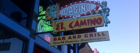 Casino El Camino is one of In the Path of Baze.
