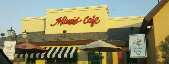 Mimi's Bistro + Bakery is one of debs.