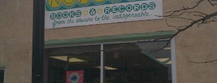 Normal's Books & Records is one of Music Arts & Culture.