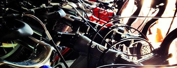 Bicicletería Nodari is one of Bicicleterías de Buenos Aires.