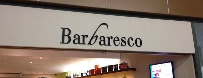 Barbaresco is one of Locais salvos de Zé Euclides.