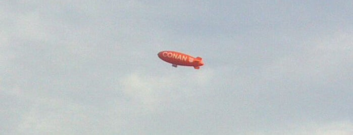 The Conan Blimp 2011 is one of Lieux sauvegardés par Takashi.
