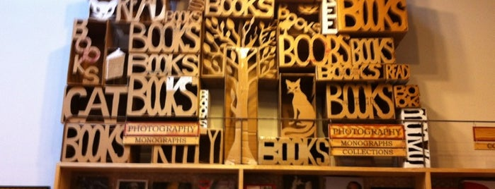 Skylight Books is one of so cal.