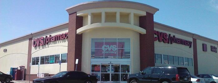 CVS pharmacy is one of Locais curtidos por Tammy.