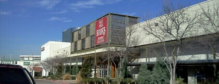 Half Price Books is one of * Gr8 Dallas Shopping (non-grocery).