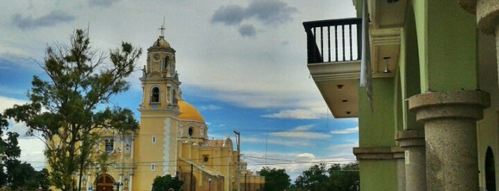Ajalpan is one of Municipios de Puebla.