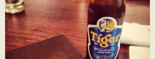 Mandu is one of Places to Enjoy a Tiger Beer!.