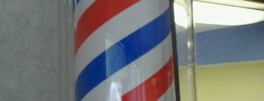 Centre Barbershop - Newton Center is one of Eric : понравившиеся места.
