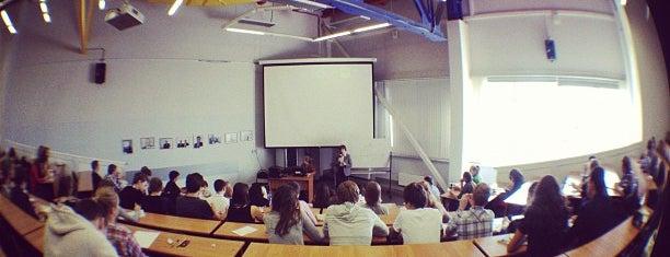 Высшая школа экономики (НИУ ВШЭ) is one of Locais curtidos por Pavel.