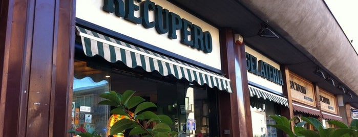 Bar Recupero is one of Gelaterie.