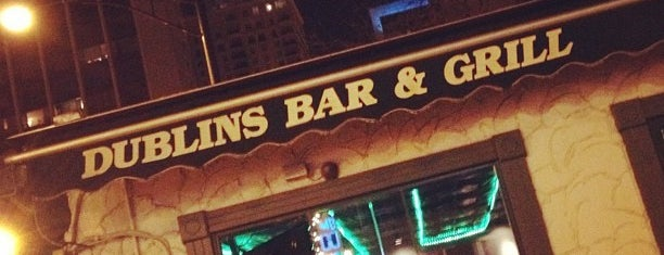 Dublin's Bar And Grill is one of Chicago, IL.