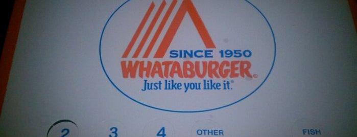 Whataburger is one of Orte, die J. gefallen.