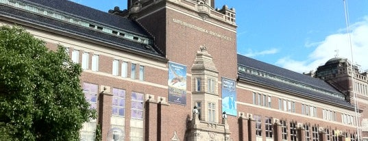 Naturhistoriska riksmuseet is one of Marinaさんのお気に入りスポット.