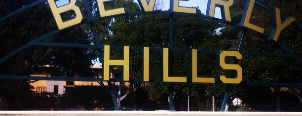 Beverly Hills Sign is one of LA Guide for Arabs ;).