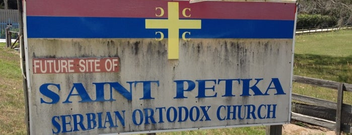 St. Petka's Serbian Orthodox Church is one of Orthodox Churches - Florida.