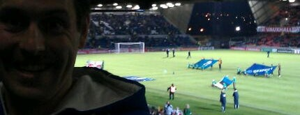 Windsor Park is one of 'Stadium Talk'....