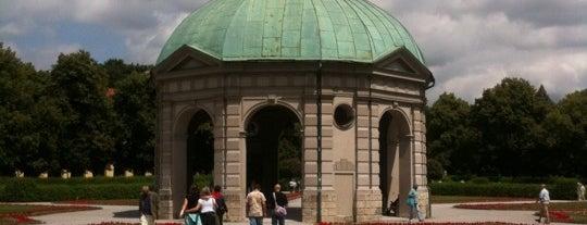 Hofgarten is one of Munich Loves U #4sqCities.