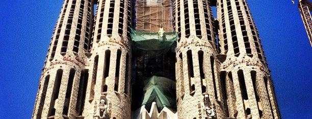 Храм Святого Семейства is one of Barcelona en 5 días.
