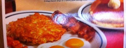 IHOP is one of All-time favorites in United States.